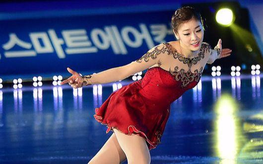 金妍兒Yuna KIM退役演出Nessun dorma今夜無人入睡(我最愛的貴鵝 )_嗶哩嗶哩 (゜-゜)つロ 干杯~-bilibili