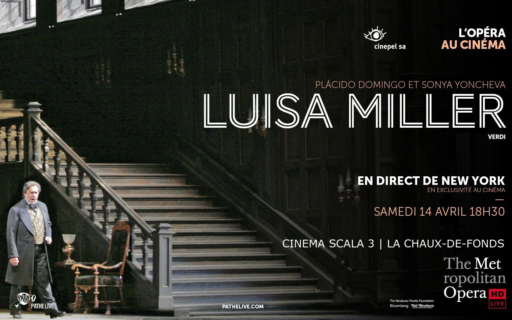 威爾第《路易莎·米勒》Verdi: Luisa Miller 2018.04.14大都會歌劇院 中文字幕_嗶哩嗶哩 (゜-゜)つロ 干杯~-bilibili