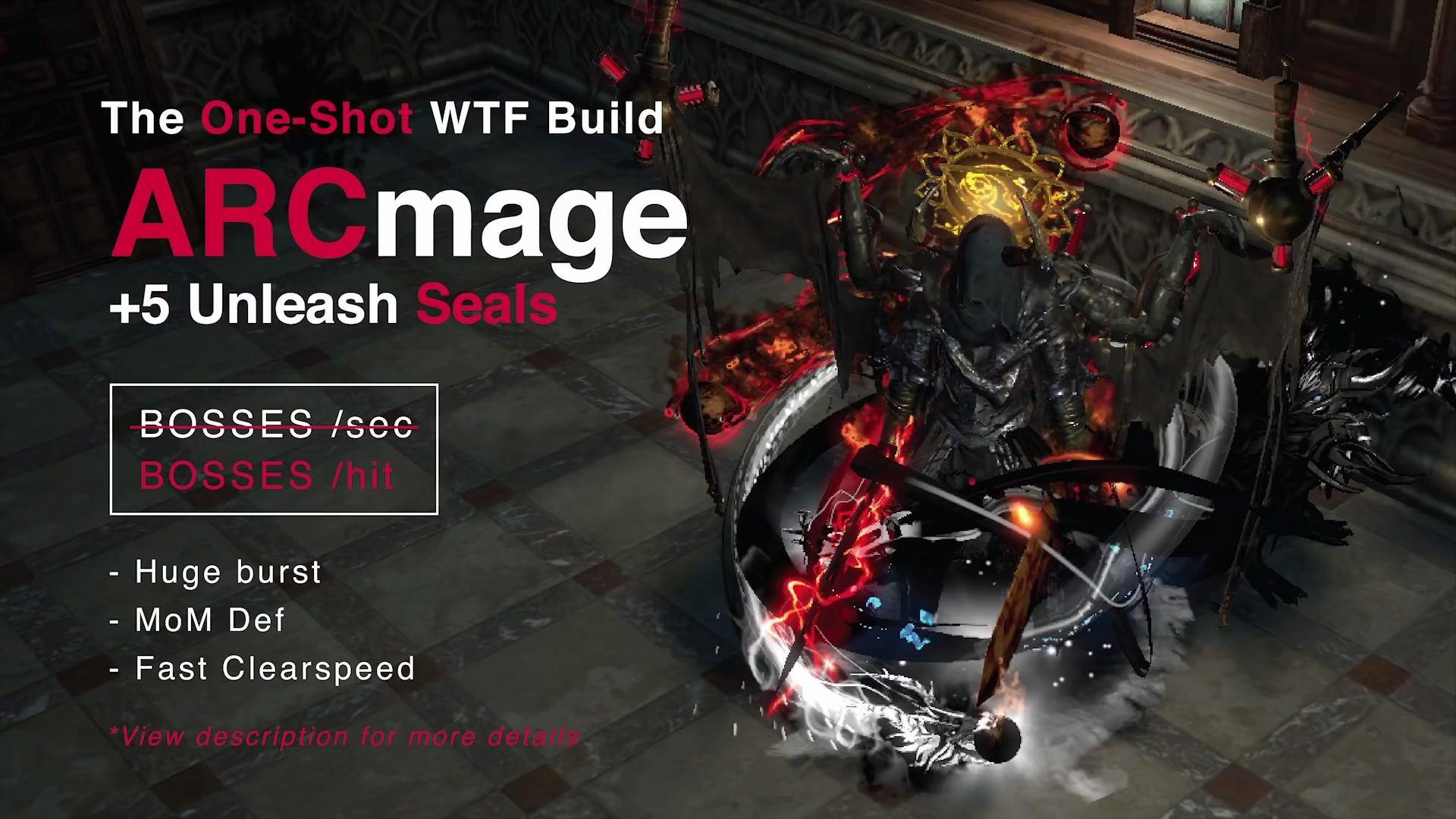 流放之路3.10 | 埼玉老師build | the one-shot WTF build ARCmage_嗶哩嗶哩 (゜-゜)つロ 干杯~-bilibili