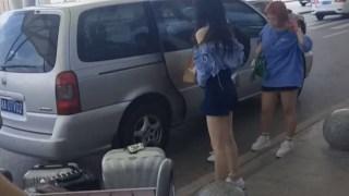 7月17鞠婧祎长沙送机