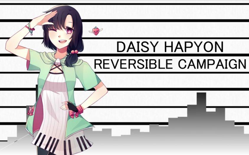 【Daisy Hapyon】雙面作戰-Reversible campaign-【UTAU Demo】_嗶哩嗶哩 (゜-゜)つロ 干杯~-bilibili