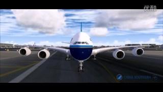 FSX A380 MD11电影• 52movs com