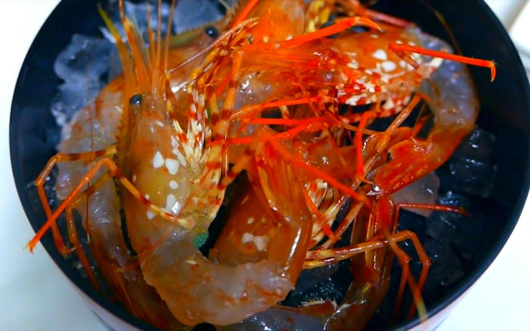 日本北海道路邊小吃 - 藍蛋蝦 海螺 蟹 魚 蛤蜊 海鮮刺身_嗶哩嗶哩 (゜-゜)つロ 干杯~-bilibili