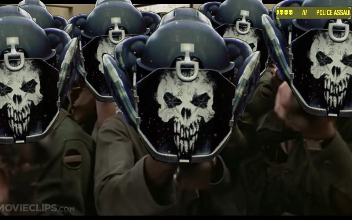 Payday 2死亡之愿一言以蔽之[重制]-DeathWish in a Nutshell_嗶哩嗶哩 (゜-゜)つロ 干杯~-bilibili