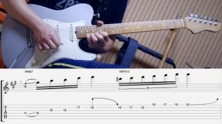 Neol soul 吉他教学 | RoyZiv NeoSoul (谱+示范)