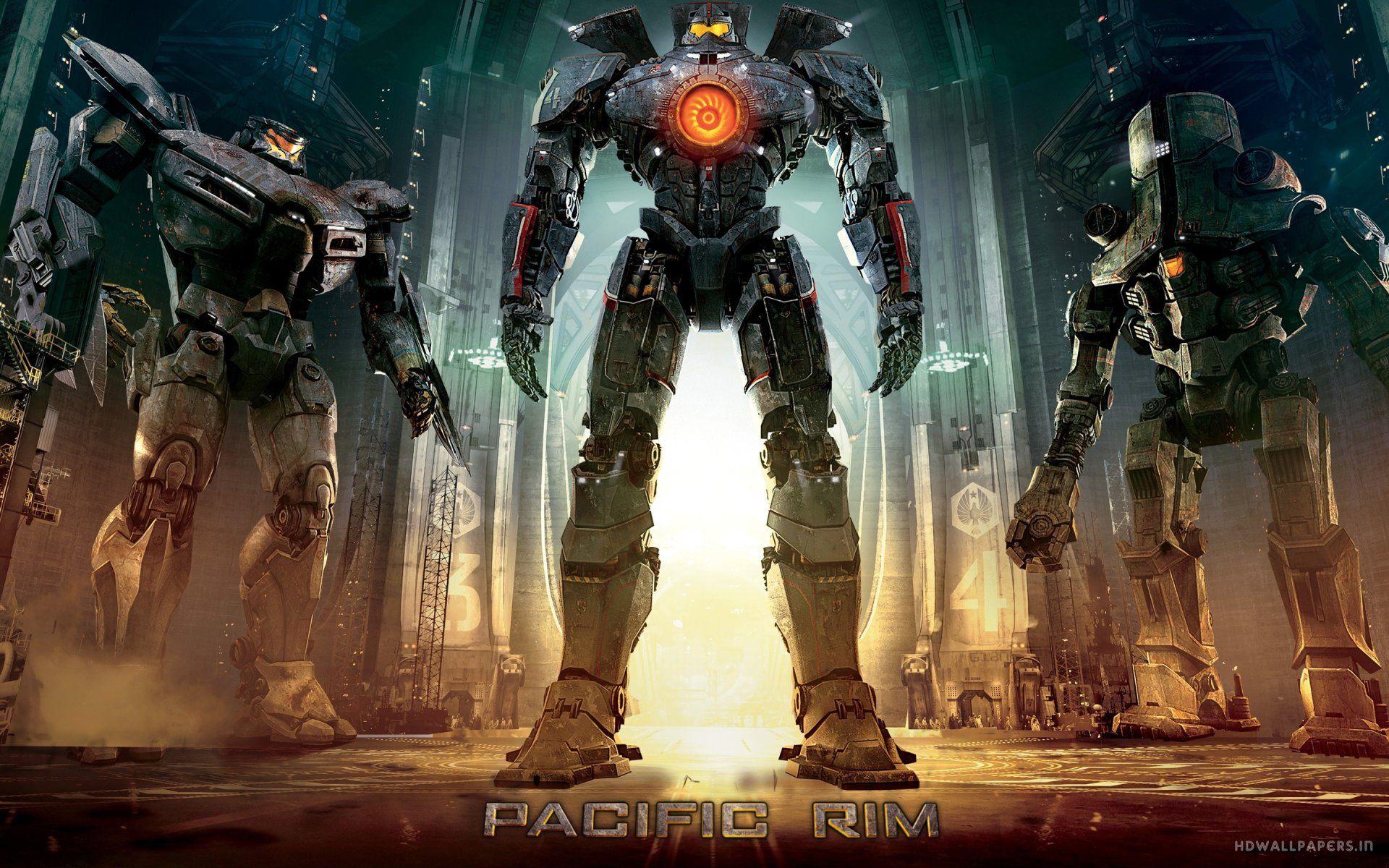 【館長聊影】6分鐘速看科幻怪獸電影《環太平洋》鋼鐵機甲抵御外星殖民巨獸_嗶哩嗶哩 (゜-゜)つロ 干杯~-bilibili
