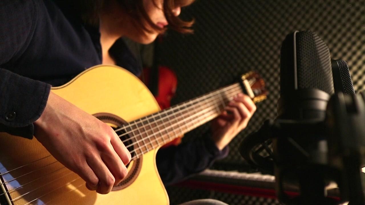 【地海戰記】瑟魯之歌【指彈吉他】_嗶哩嗶哩 (゜-゜)つロ 干杯~-bilibili