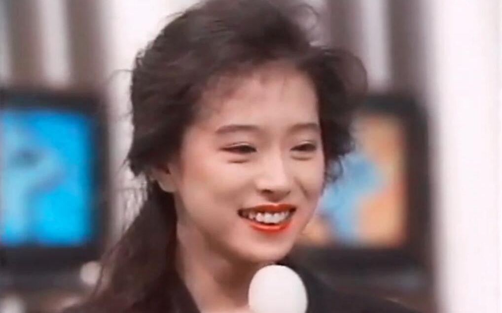 【中森明菜】薔薇一夜 美人如玉 (MUSIC STATION 1988.04.08)(中字)_嗶哩嗶哩 (゜-゜)つロ 干杯~-bilibili