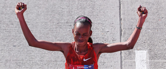 CHICAGO MARATHON 2014