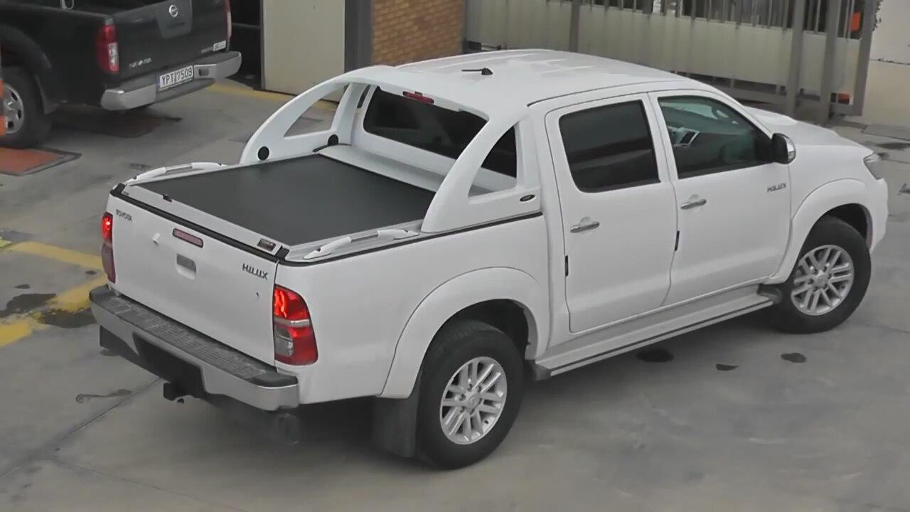 New Toyota Hilux Vigo 2012 4x4 İzlesene Com