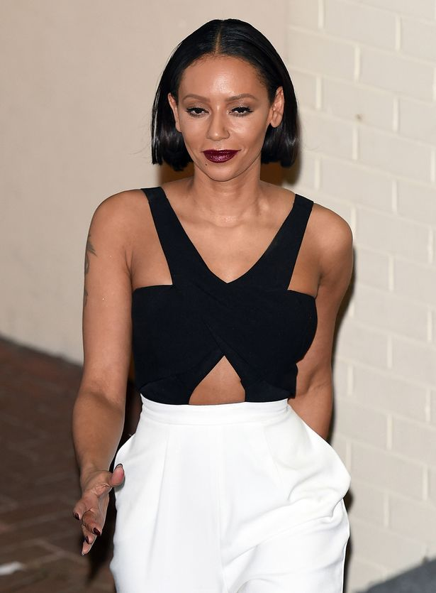 Mel B saved by driver Terrified chauffeur rushed star to hospital after she collapsed  Irish
