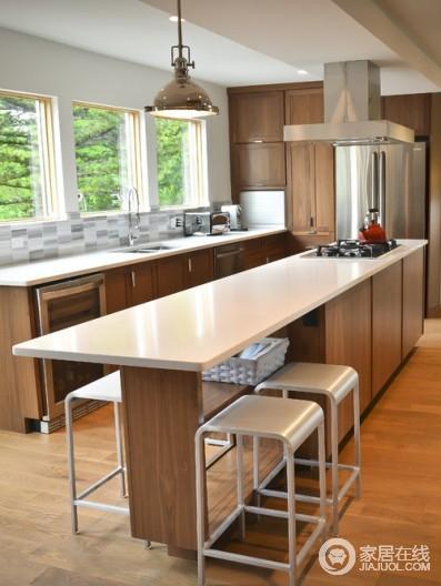 cheap kitchen remodels pull out shelves for cabinets 小户型的改造一层变两层便宜买家具 厨房 315486 家居在线装修效果图