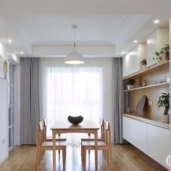 Kitchen Table Storage Country Cottage Designs 餐厅和客厅相连 厨房的存储空间比较小 于是我们在餐厅的空间增加了一个 于是我们在餐厅的空间增加了一个酒柜 并与餐桌的融合做了整体的设计