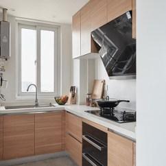 Kitchen Decor Yellow Discount Cabinets 黄色厨房效果图 黄色厨房装修效果图 2019黄色厨房装修图片 家居在线 简约风格厨房装修效果图