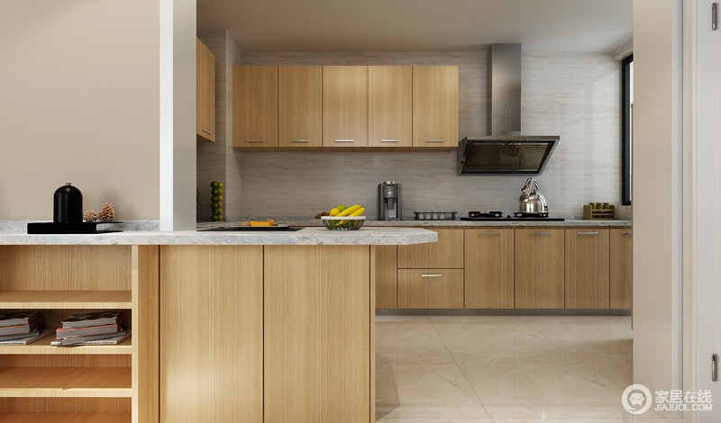 modern kitchen art 36 inch cabinet 厨房半开放式设计凸显出现代艺术的张力 让人可以在烹饪之余 享受一种 让人可以在