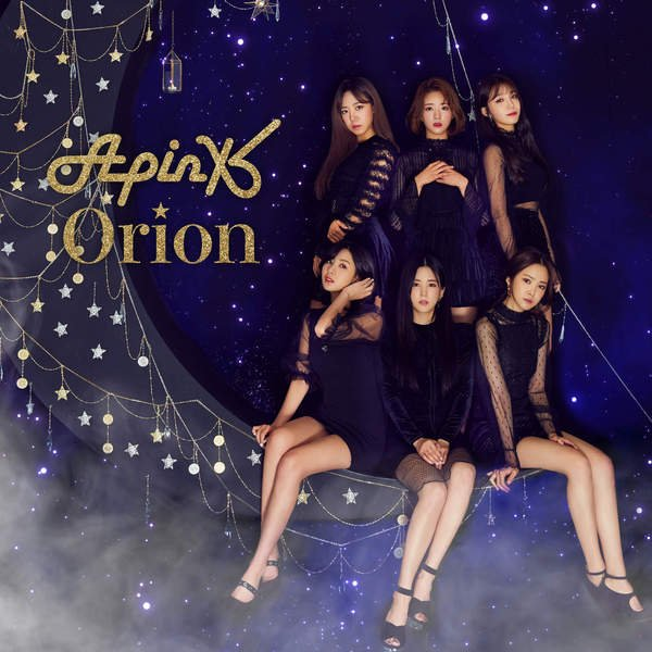 Single Orion by APink