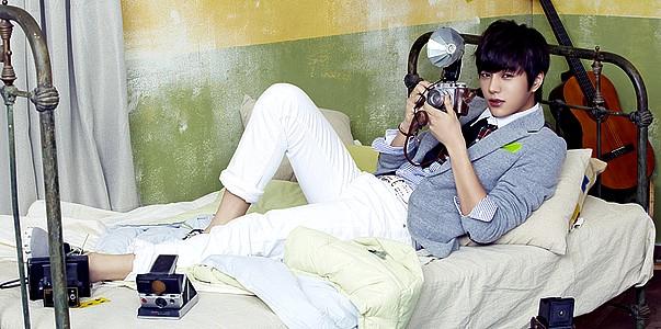 L Kim Myung Soo L Infinite Jpopasia