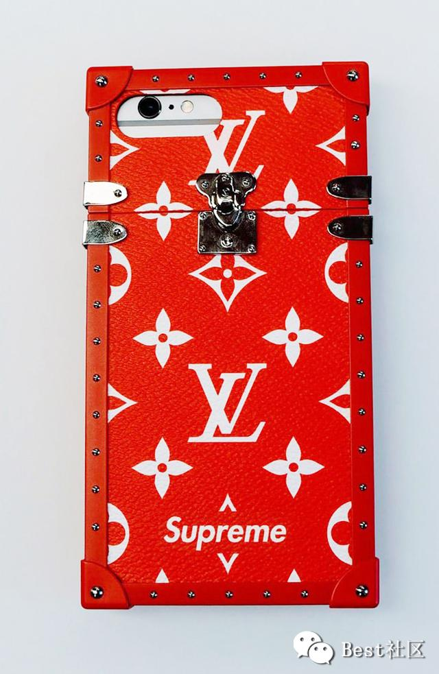 LV + Supreme重磅來襲 - 每日頭條