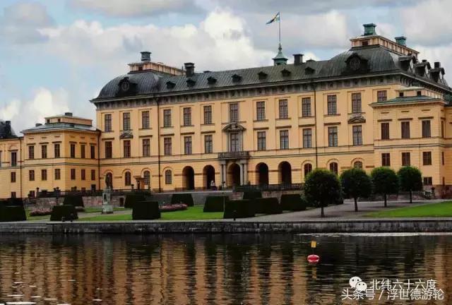 瑞典舊王朝的故都-烏普薩拉。收穫心中最美的風景! - 每日頭條