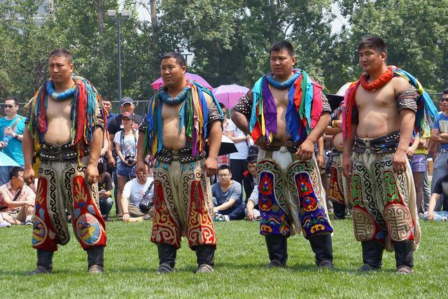 蒙古族那達慕掠影,傳統競技與現代娛樂相結合的盛會 - 每日頭條