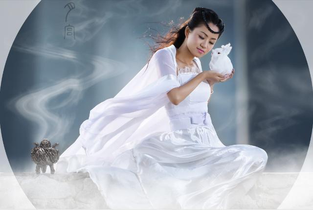 中秋節:白兔搗藥秋復春,嫦娥孤棲與誰鄰? - 每日頭條