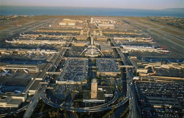 美國十大最繁忙國際機場! - 每日頭條