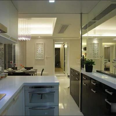 kitchen mirrors ikea shaker cabinets 厨房最好不要悬挂镜子 每日头条