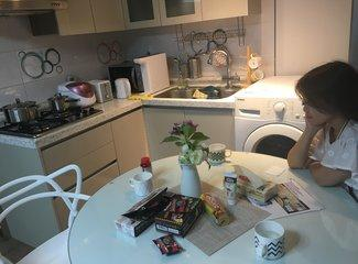 summer kitchen ideas cheap sinks 16年 首尔 不狂欢不夏天 jisan音乐节后记 每日头条 时间一致的话就开始订住宿了 大家想法很一致 想住的离弘大近一点 晚上会很热闹 我们在airbnb上选了很久 最后挑了一家比较新的民宿 后来发现很棒 可以住四个人