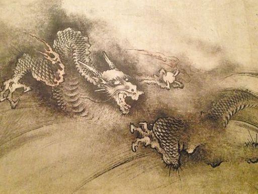 流失日本的2條國內龍。1條價值3億。1條是「龍的標本」 - 每日頭條