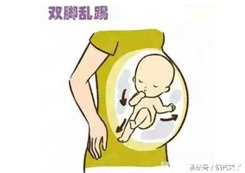 教你如何解讀寶寶胎動 - 每日頭條