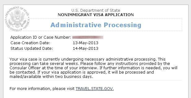 支招:如何查詢美國簽證/護照狀態 - 每日頭條