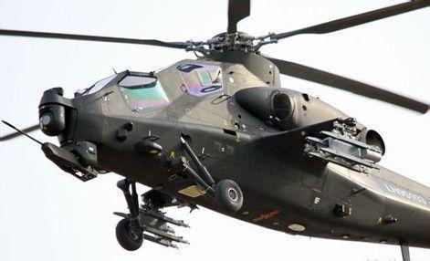 中國陸航最強武裝直升機發生墜毀事故。這一重要系統還需持續改進 - 每日頭條
