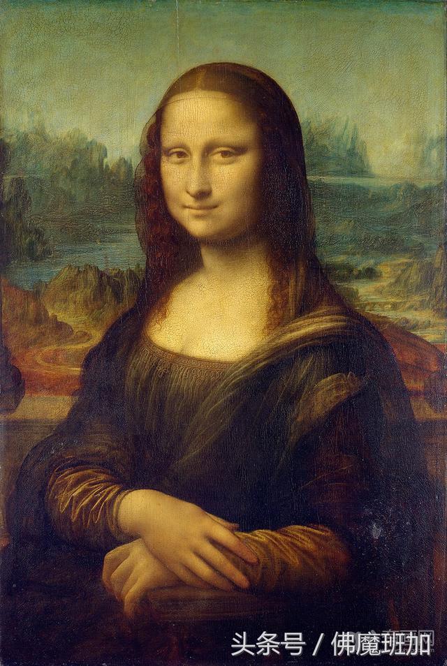 達文西存世手稿近距離感受天才的偉大(附蒙娜麗莎等高清大圖) - 每日頭條
