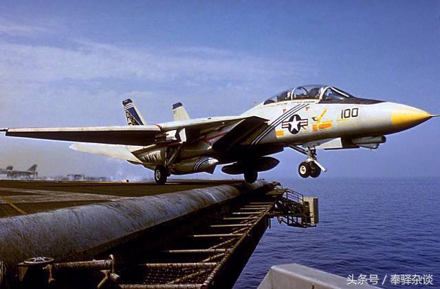 最美的戰鬥機F14,飛翔的雄貓 - 每日頭條