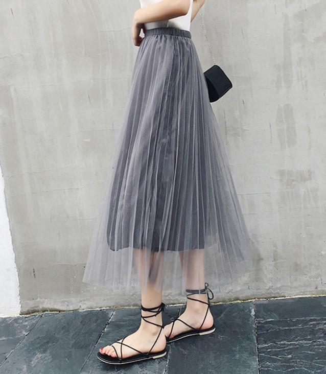 高腰半身裙—顯腿長的神器,誰穿誰美! - 每日頭條