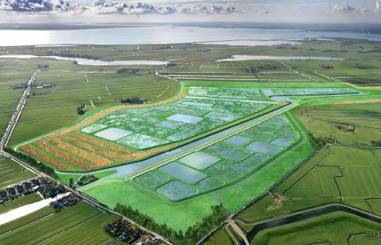 新加坡將填海造地,圩田技術你聽說過嗎? - 每日頭條