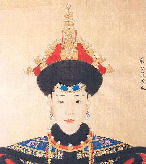 她是乾隆名副其實的皇貴妃,她死後畫像創造了一項紀錄,令人驚嘆 - 每日頭條