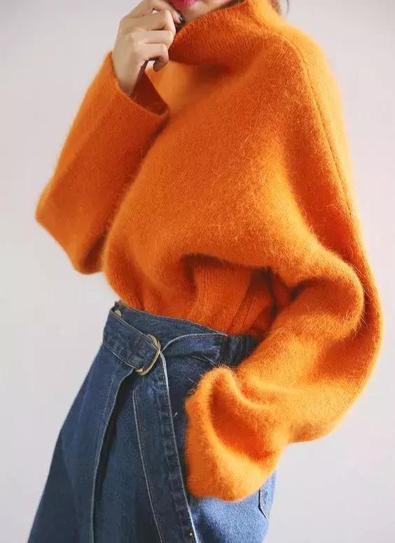 穿久的毛衣領口松垮?簡單一招衣領輕鬆復原! - 每日頭條