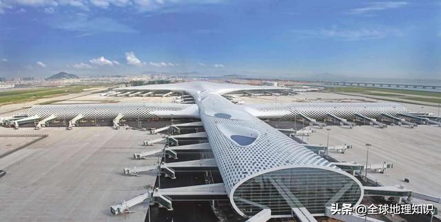 深圳寶安國際機場是中國四大航空貨運中心及快件集散中心之一 - 每日頭條