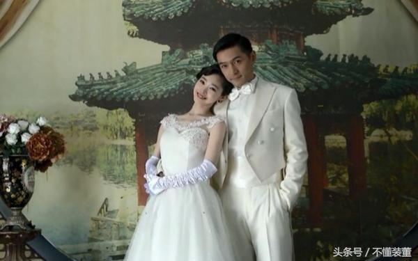 《偽裝者》里於曼麗死後,明臺對著婚紗照說「我愛你」! - 每日頭條