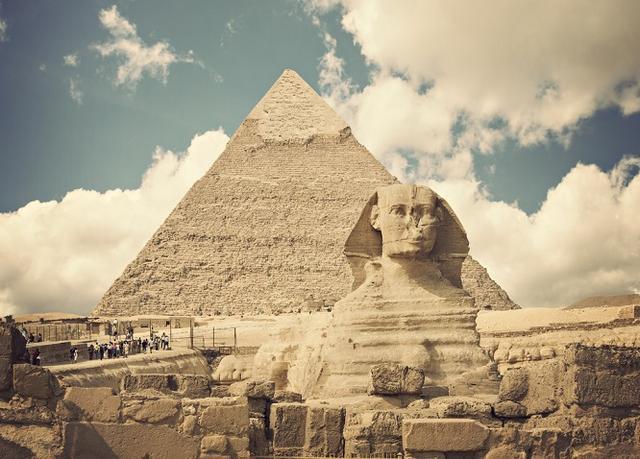 尼羅河化身「哈皮神」,推動了埃及古老科學和神秘藝術的不斷發展 - 每日頭條