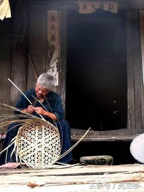 民族文化:絲竹之音。傳統竹編工藝 - 每日頭條