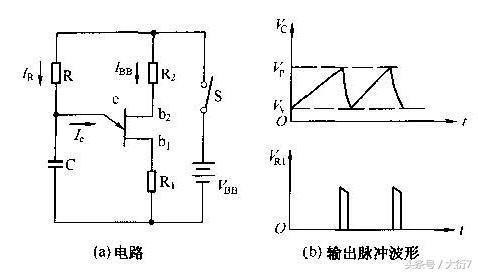 單結型電晶體和基本應用電路 - 每日頭條