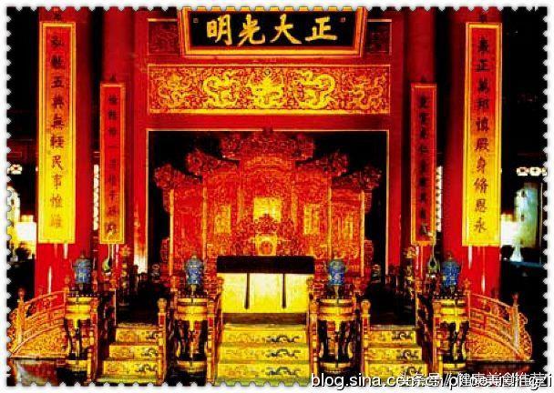 乾清宮「正大光明」匾額後面的歷代儲君之爭 - 每日頭條
