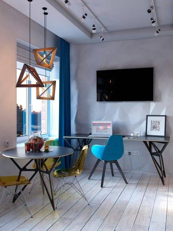 30㎡的單身公寓,設計的魅力 - 每日頭條