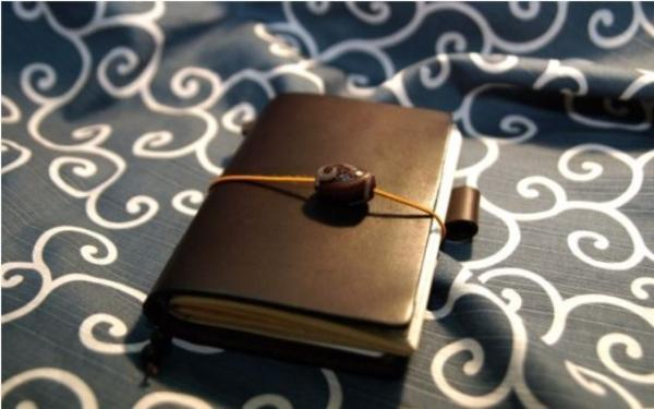 劉子丹:承載美好時光的MIDORI手帳 - 每日頭條