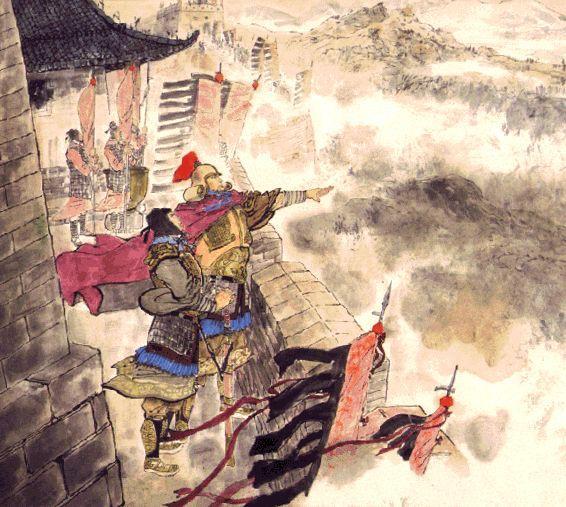 唐朝邊塞詩人王昌齡的邊塞詩《從軍行》七首品讀 - 每日頭條
