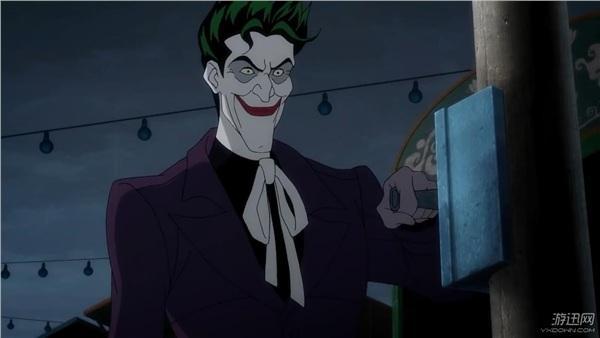R級《蝙蝠俠:致命玩笑》官方預告 小丑致殘芭芭拉 - 每日頭條
