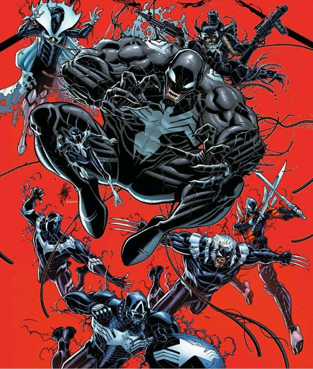 奇異博士成為毒液首領,共生體家族大戰,蜘蛛俠被完全控制 - 每日頭條