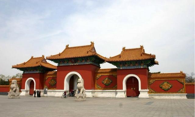 瀋陽故宮歷史留給後人400年的饋贈 - 每日頭條